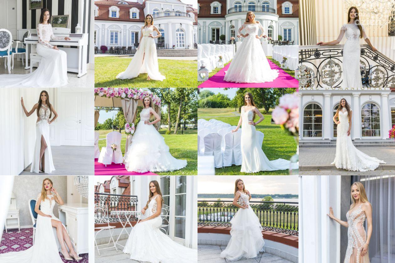 6d1f83222a Finalistki Miss Polonia Ziemia Radomska w sukniach ślubnych Sposabella