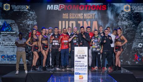 MB Boxing Night: Za nami ceremonia ważenia