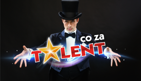 Co Za Talent! Przyjdź na casting