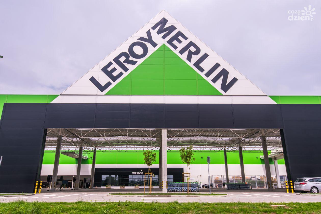 Leroy Merlin W Radomiu Wielkie Otwarcie