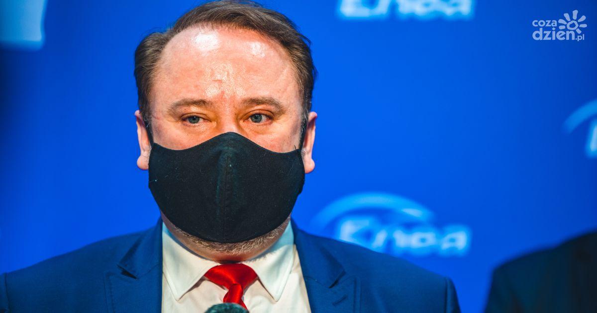 Tomasz Siwak nie jest już prezesem Enea Nowa Energia