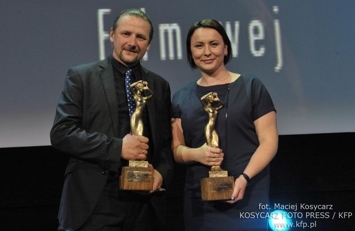 Anna Równy i Jarosław Basaj