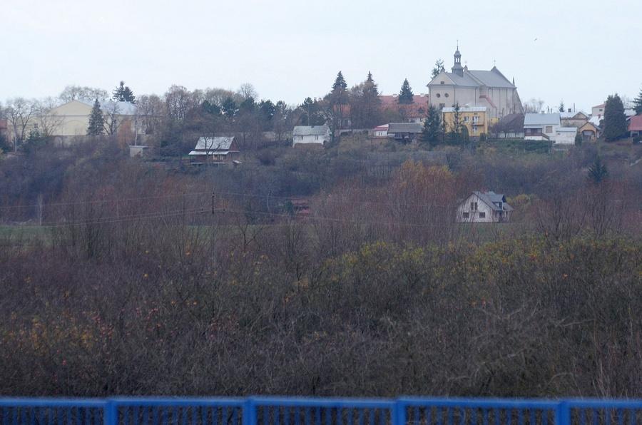 Solec nad Wisłą - widok z mostu