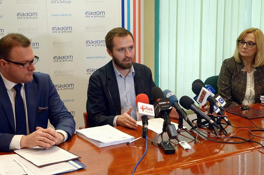 Stefan Obłąkowski, kierownik działu rozwoju gospodarki wodnej i klimatu z firmy FPP Enviro
