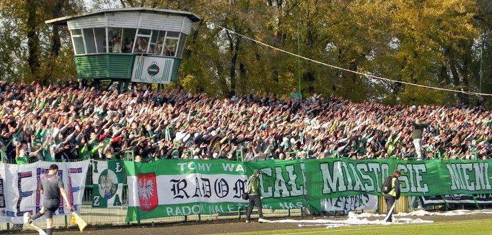 Kibice Radomiaka na pewno licznie stawią się na pierwszym meczu w sezonie 2012/2013 w II lidze