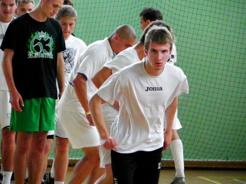 Norber Zawadzki piłkarz Jagielloni Białystok z Młodej Ekstraklasy