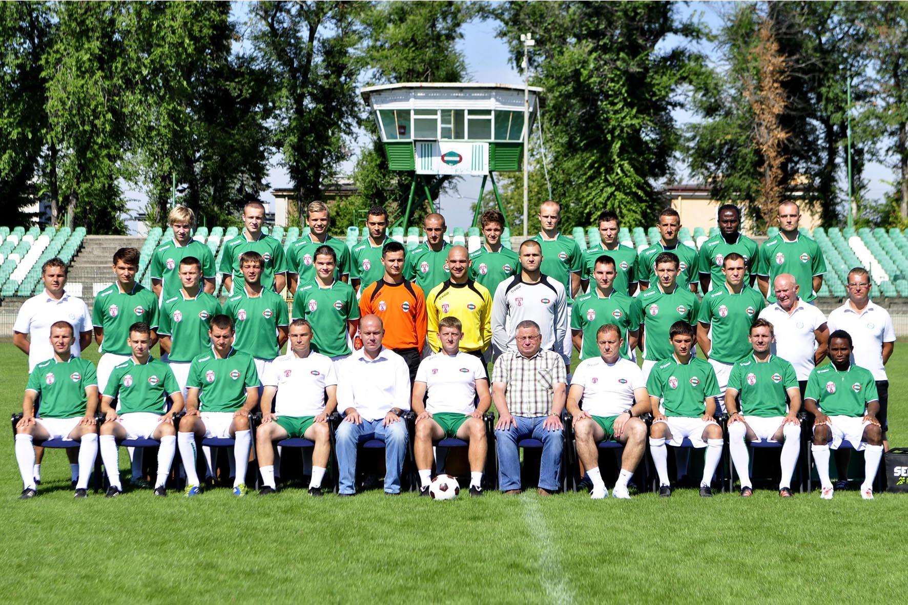 Radomiak Radom - sezon 2012/2013