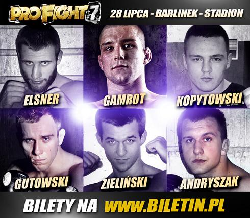 PRO FIGHT 7 z udziałem dwóch radomskich zawodników