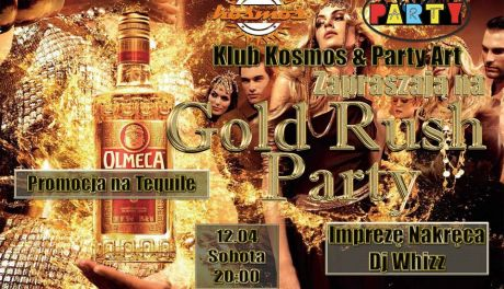 GOLD RUSH PARTY