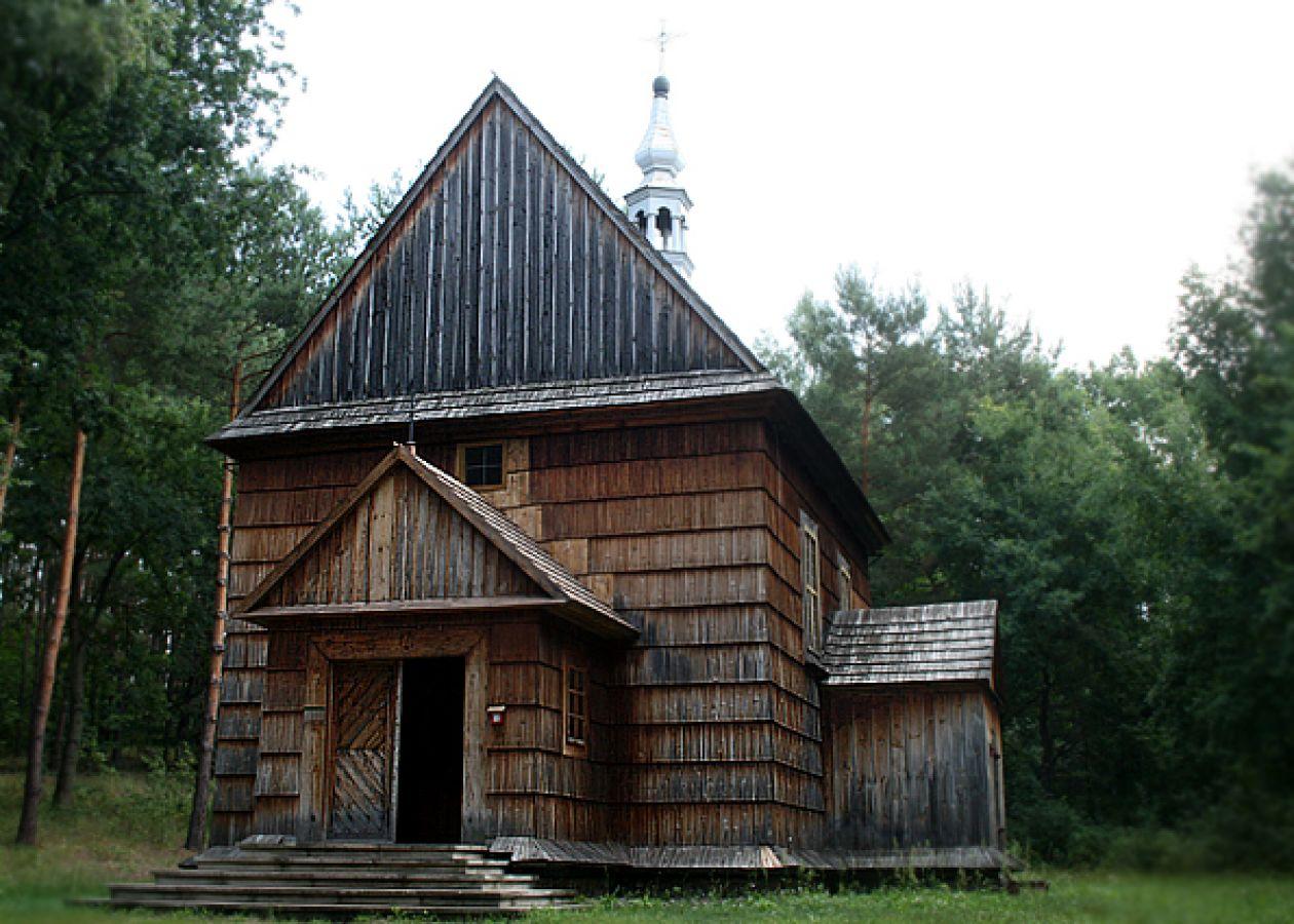 Wyjątkowe Miejsce Na ślub Kościół W Radomskim Skansenie