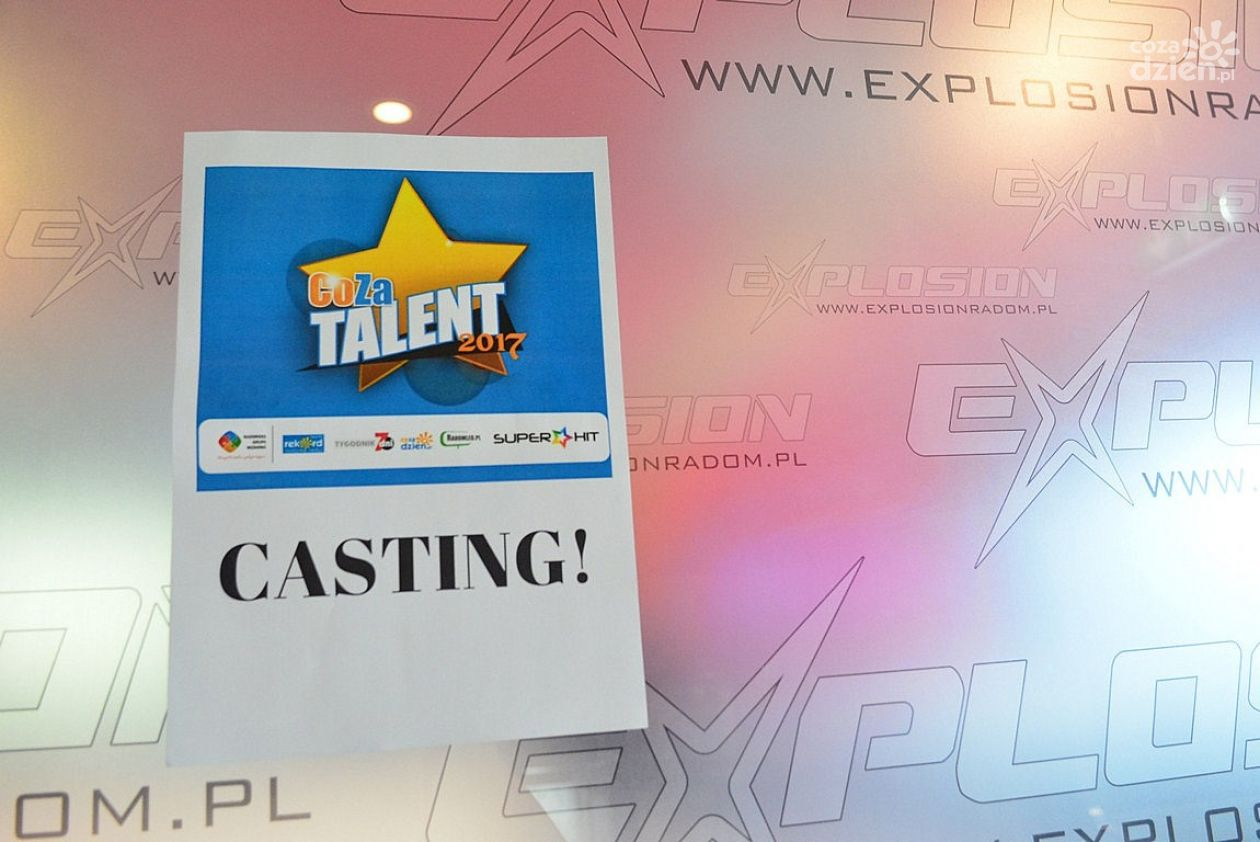 Co Za Talent! - pierwszy casting za nami!