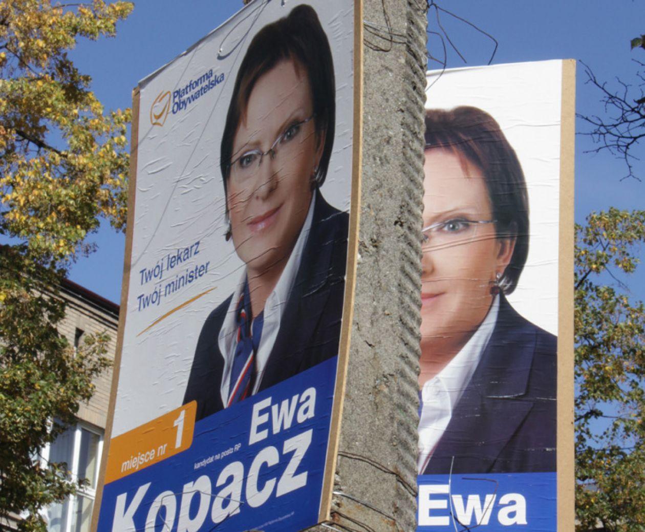 Gdzie Można Zamieszczać Plakaty Wyborcze