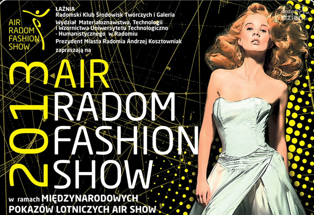 AIR RADOM FASHION SHOW 2013 - GŁOSUJ NA PROJEKT!