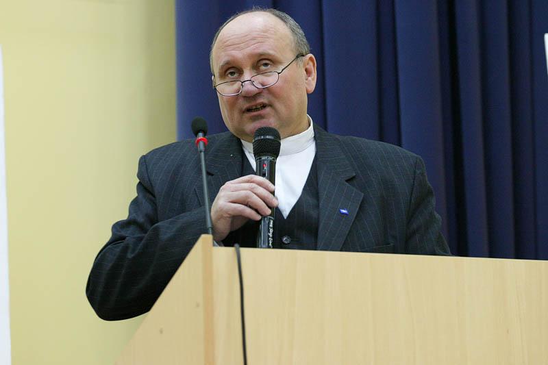 ks. dr Bronisław Rosik