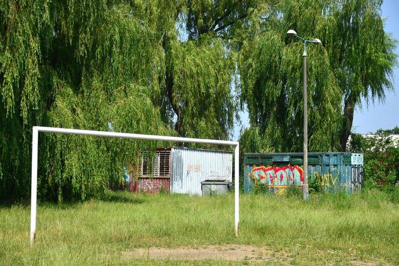 boisko przy ul. Słowackiego fot. M S