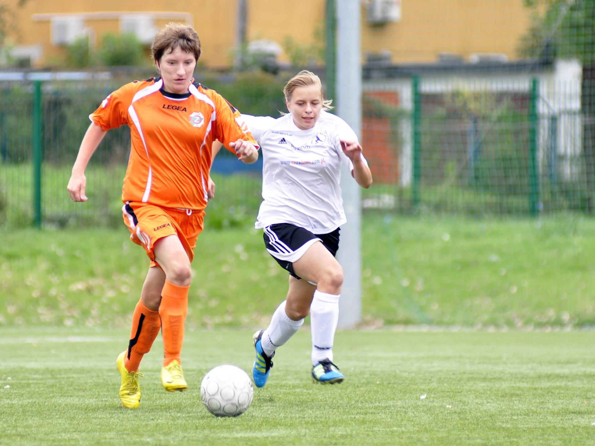 Czwórka wygrała derby Radomia w Pucharze Polski gromiąc Zamłynie aż 6:0 fot. S W