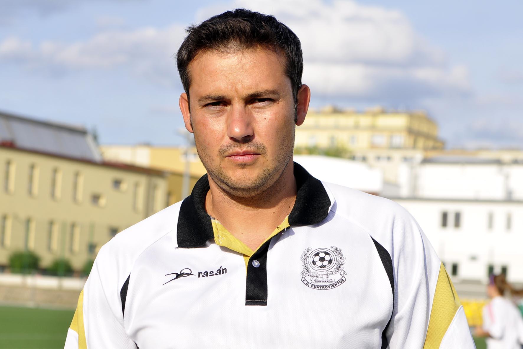 Wojciech Pawłowski trener Sportowej Czwórki Radom fot. S W