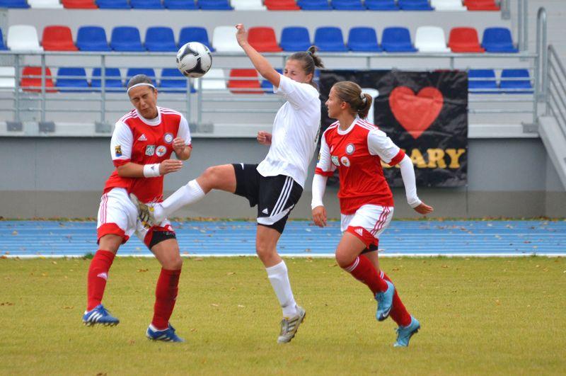 Czwórka w ostatniej ligowej kolejce pokonała 1. FC Katowice 3:0 fot. M S