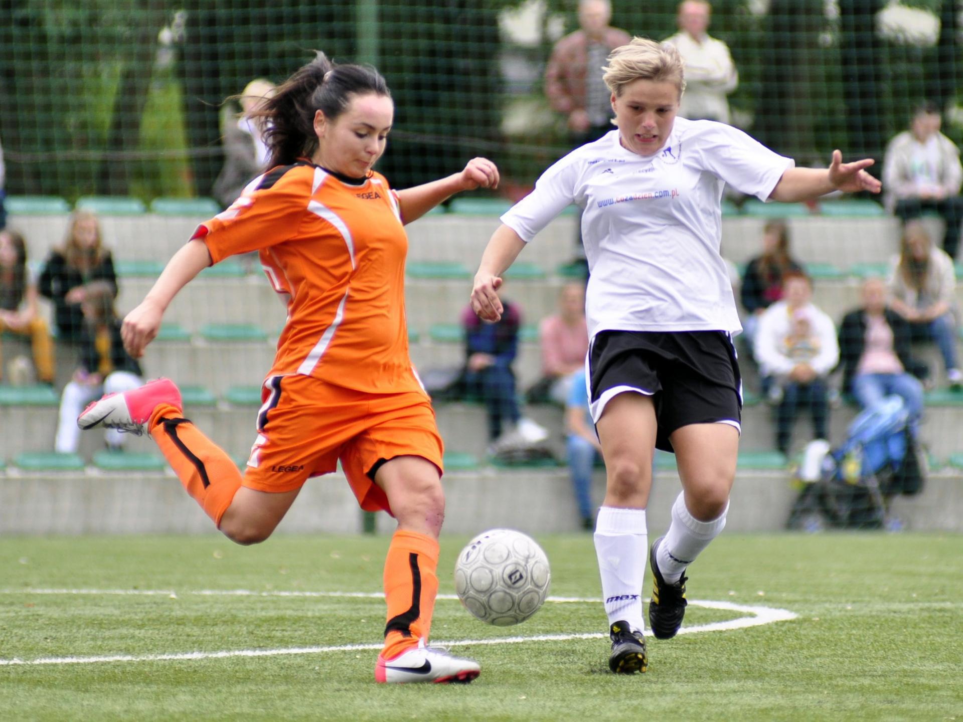 Zamłynie Radom - LUKS Sportowa Czwórka Radom 0:6 (0:3) fot. Szymon Wykrota