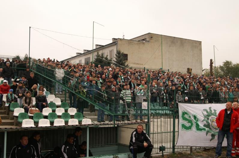 Kiedy stadion Radomiaka doczeka się na zadaszenie loży VIP? fot. S W