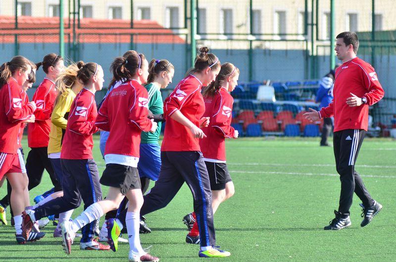 Sportowa Czwórka Radom - trening fot. M S