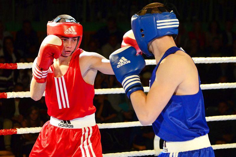 XX Młodzieżowe Mistrzostwa Polski w boksie rozpoczynają się 2 października w Radomiu fot. S W