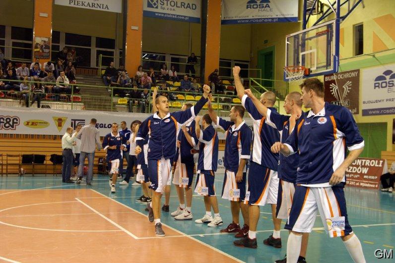 ROSA II wygrała z Unią Tarnów fot. G M