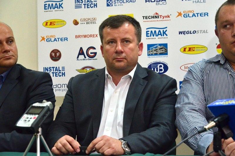 Jacek Jakubowski Prezes PLK fot. M S