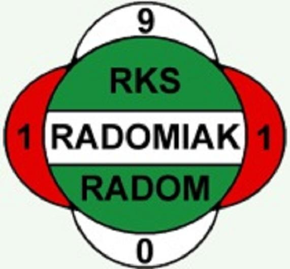 logo RKS Radomiak fot. radomsport
