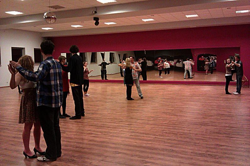 kurs tańca - Rockstep