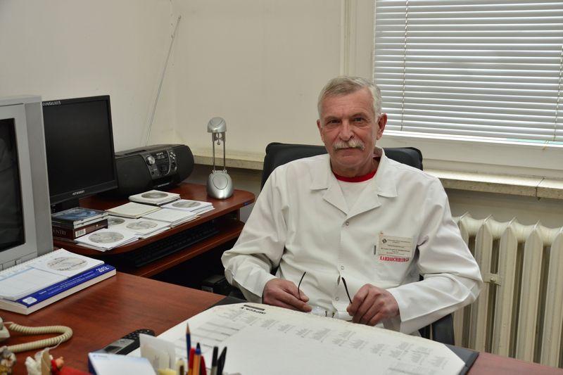 dr Dariusz Borkowski