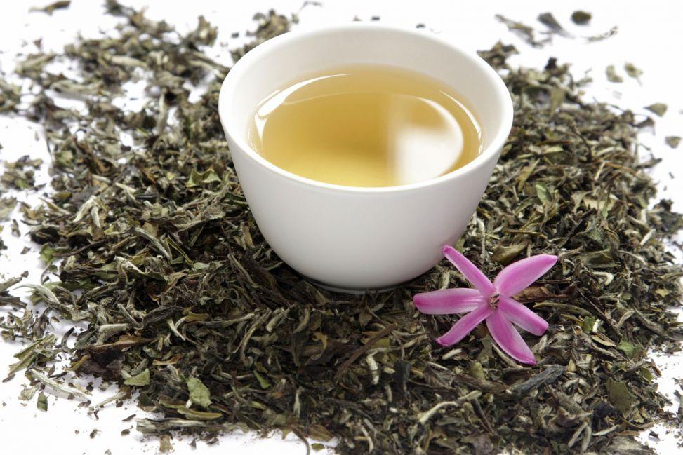 Znalezione obrazy dla zapytania biała herbata w filiżance