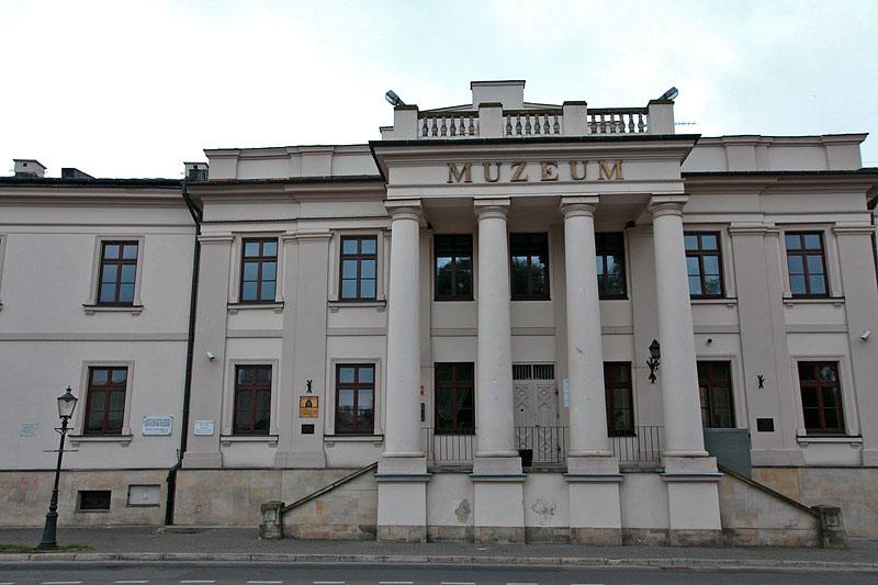 Muzeum im. Jacka Malczewskiego wRadomiu