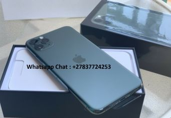 Apple iPhone 11 Pro 64GB = $600, iPhone 11 Pro Max 64GB = $650, iPhone 11 64GB = $470, iPhone XS 64GB = $450 , iPhone XS Max 64GB = $480 , Whatsapp Chat : +27837724253 zdjęcie przedmiotu (4)